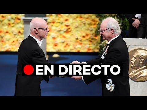 🔴 EN DIRECTO: Ceremonia en honor al Premio Nobel de física Arthur Ashkin