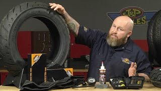 Motorcycle Tire Guide - Buying the Right Tires at J&P Cycles