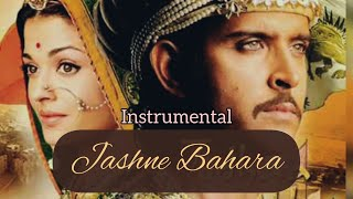Jashn-e-Bahara - Jodhaa Akbar- Instrumental