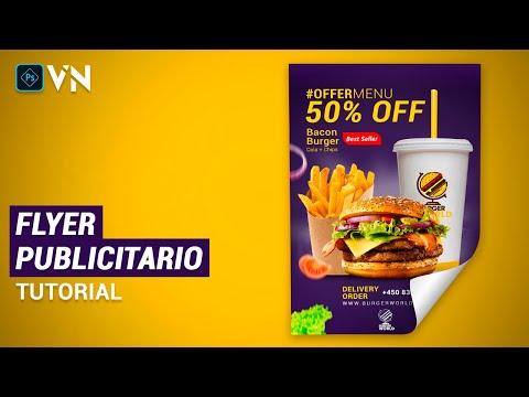 🔥 Photoshop Tutorial   Diseño de Flyer Publicitario   Victor Navas 2019 thumbnail