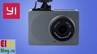 Видеорегистратор XiaoMi (XiaoMi Yi Car)(, 2017-01-08T09:00:01.000Z)