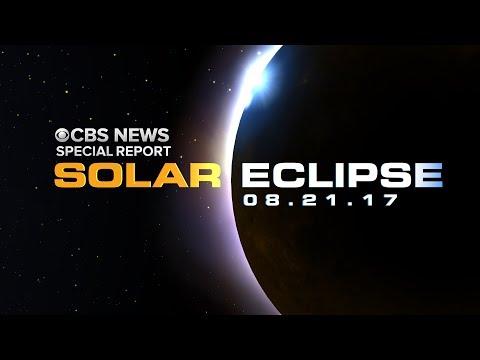 Download Youtube: Solar Eclipse LIVE on CBS  News
