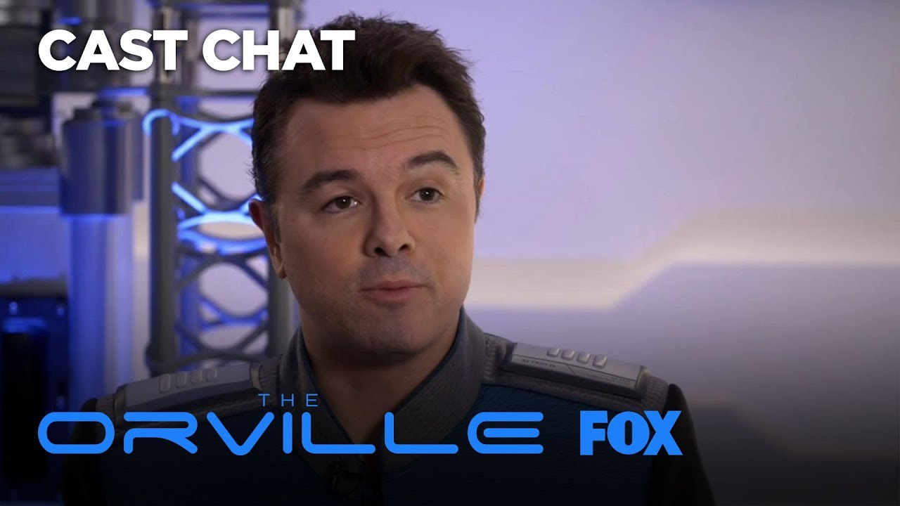 Download Seth MacFarlane Talks About Creating A Better Tomorrow | Season 1 | THE ORVILLE