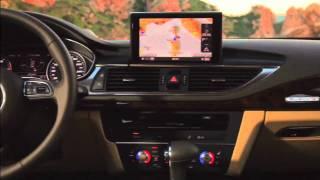 2011 Audi A7 Sportback 3.0 TFSI quattro S tronic : Exterior & Interior - Sardinia scenes