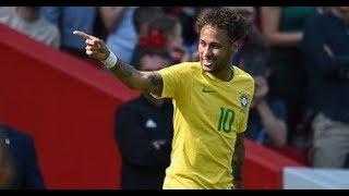 The second goal for Brazil (Neymar) | Austria vs Brazil