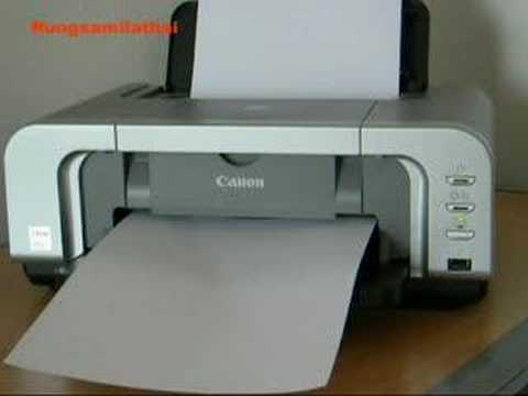 ip4200 youtube rh youtube com Canon PIXMA Ip4200 Ink canon pixma ip4200 manuale italiano