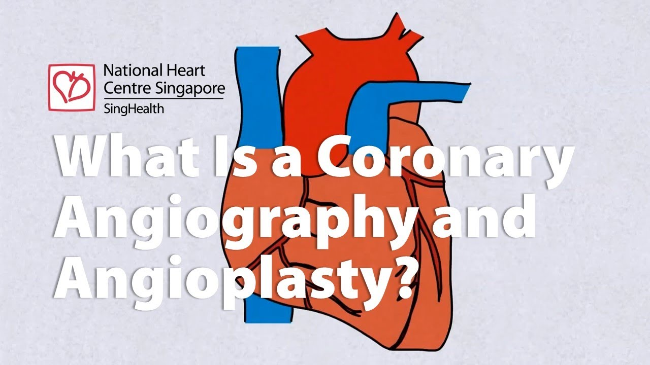 Curious about what  Coronary Angiography and Angioplasty is?