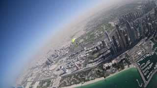 A Skydive Photographer In Dubai