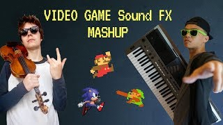 Epic video game SOUND FX mashup! (Ft. Samuel Fu)