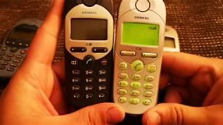 Siemens C35i Retro telefon bemutató