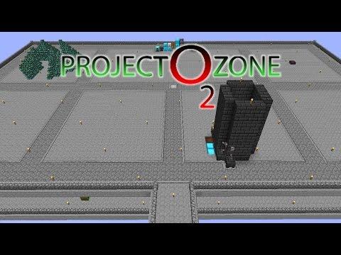 Project Ozone 2 Kappa Mode - BASE EXPANSION [E15] (Modded Minecraft Sky Block)