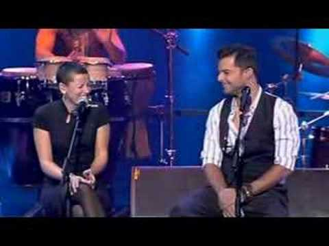 Ricky Martin - Tu Recuerdo (Live P. Ondas 06)