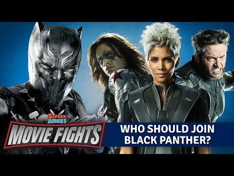 Who Should Join Black Panther? - MOVIE FIGHTS!!