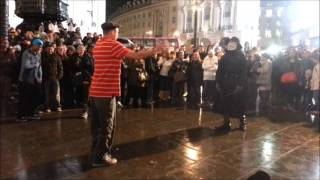Street Dance Off In London