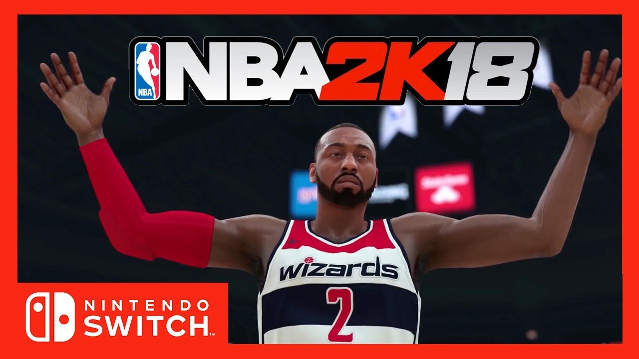 [Trailer] NBA 2K18 - Nintendo Switch - Get Shook Trailer - YouTube