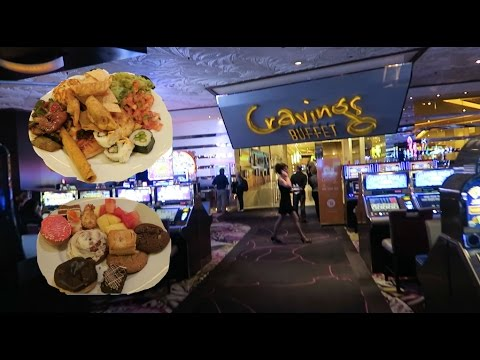 The Mirage Cravings Buffet Las Vegas 2017