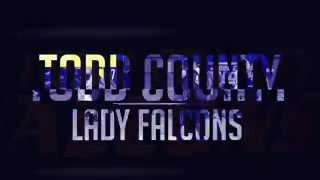 todd county lady falcons