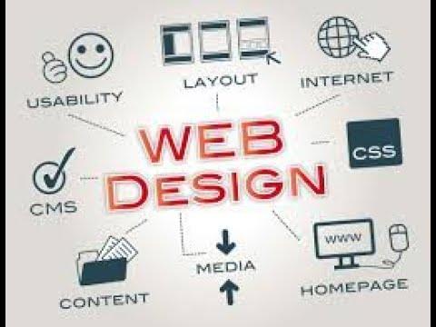 Web design tutorial in  bangla ।। ওয়েব ডিজাইন শিখুন বাংলায়।। 😊😊 thumbnail