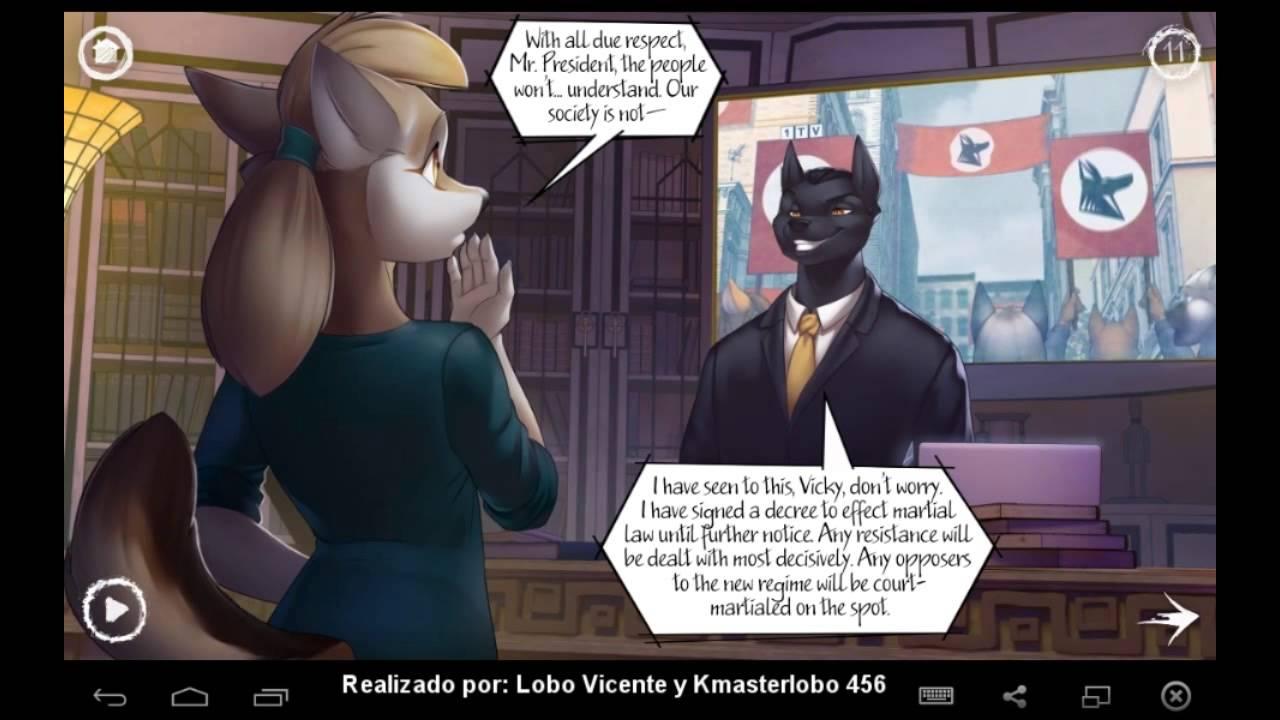 Subject 9 Furry Comic Twin Power Episodio 31 In English -8036