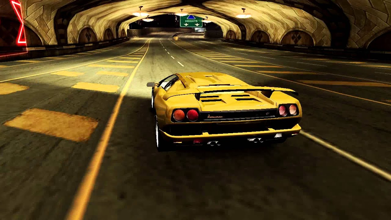 maxresdefault Marvelous Lamborghini Countach Nfs Hot Pursuit Cars Trend