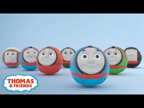My First Rail Rollers Spiral Station | Toys | Thomas & Friends