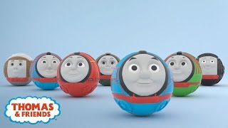 Thomas & Friends My First Rail Rollers Spiral Station | Thomas & Friends