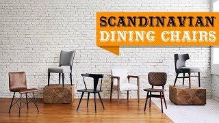 50+ Contemporary Scandinavian Dining Chairs Ideas