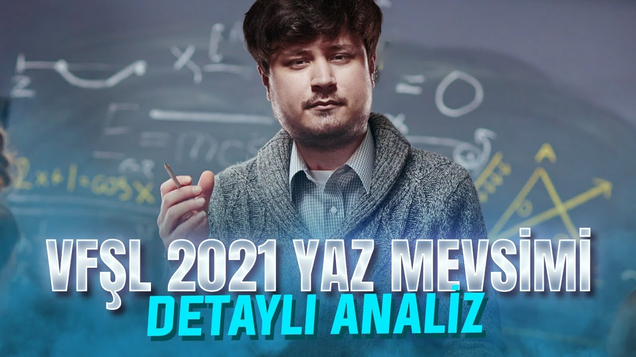 MALKOÇ ANELİZ! | Lynx Çerez VFŞL 2021 Yaz Mevsimi Power Ranking