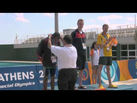 Coca-Cola CEO Muhtar Kent Awards Medals at Athens ...