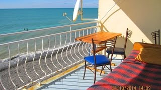 Эллинги в Лоо номера с видом на море балконом(Сдается номер в эллинге Лоо с видом на море и балконом 8 (918) 204-76-58. Эллинг имеет разные номера с удобствами..., 2016-06-29T16:02:08.000Z)