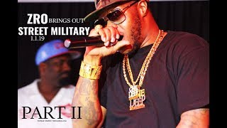 ZRO #NewYearsDay Concert  brings out STREET MiLLiTARY [part 2 of 4]