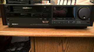Japanese Sony SL-HF3000 Betamax Unboxing Video - June 12, 2014!!
