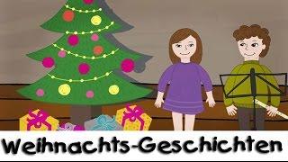 Ein neues Weihnachtslied || Weihnachts-Geschichten für Kinder