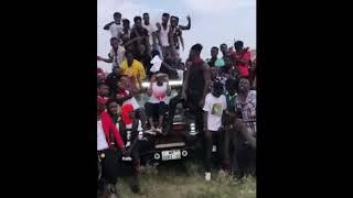 Larruso - Killy Killy Remix Ft Stonebwoy Kwesi Arthur Behind The Scenes