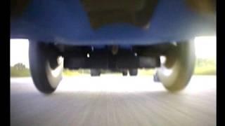 Bobbycar 135Km/h in sweden