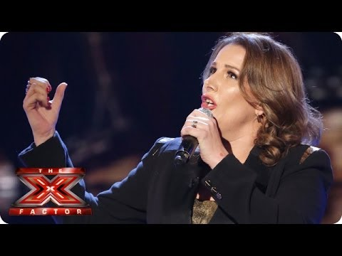 Sam Bailey sings New York New York  Frank Sinatra   Week 5  The X Factor 2013