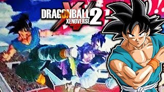 NEW FREE END OF Z GOKU & UUB DLC PACK 10! Dragon Ball Xenoverse 2 Ultra Pack 2 End of Z Costumes