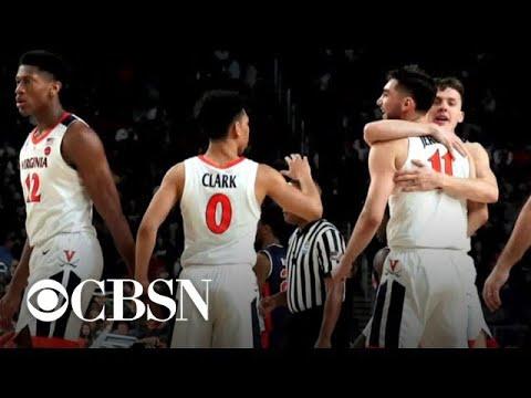 Virginia, Texas Tech to face off in NCAA men's basketball championship