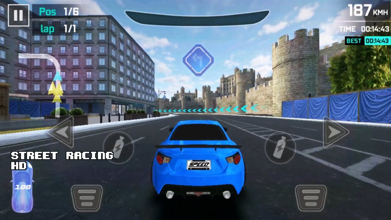 Top 10 Best Racing Games on Android & 2021