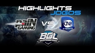 legends of league highlights pain vs cnb bgl 3
