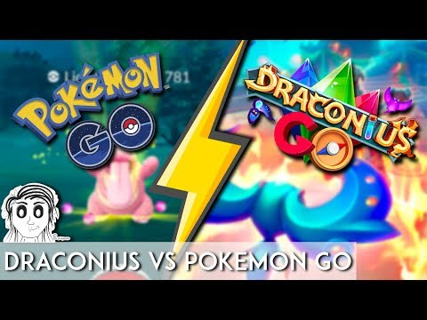 Download Youtube: NIANTIC DEMANDA A DRACONIUS GO - PROYECTO OLLIN