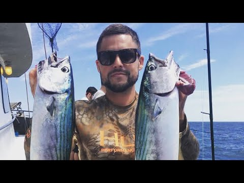 Jigging Insanity For Wild Oceanic Fish! (Jersey Charter Fishing)