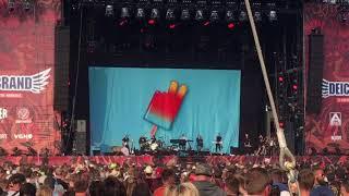 Alles ist jetzt - Bosse Deichbrand Festival 2018