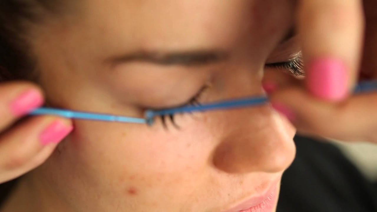 Eyelash Extension Removal Procedure Youtube