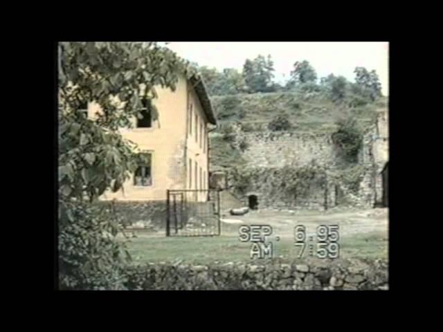 Família Embacher - Visita Dognecea (1995) - Distrito de Caras-Severin