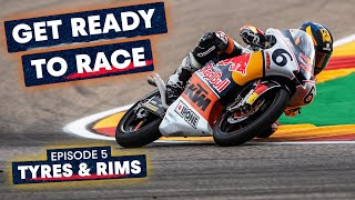 Learn How to Change And Balance A Motorcycle Tyre | Get Ready to Race #5