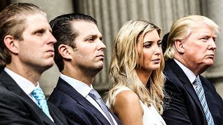 Trump Family To Save $1 Billion Under New Tax Plan