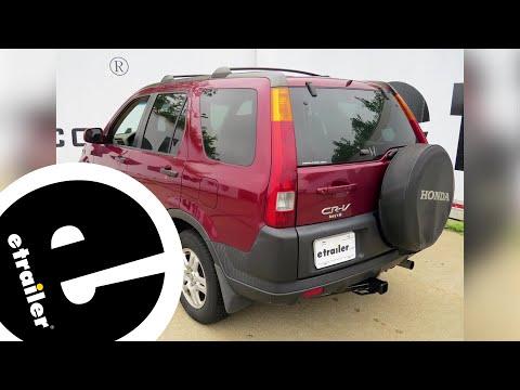 Best 2004 Honda CR-V Hitch Options - etrailer.com