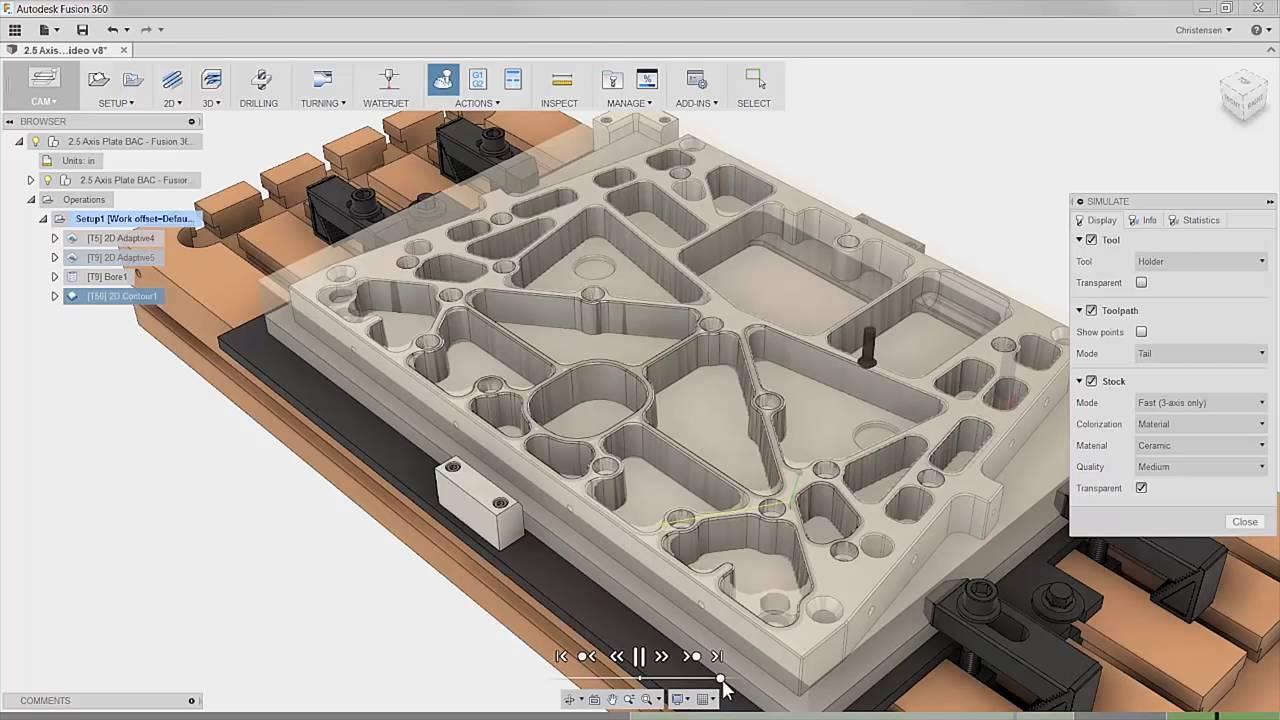 Autodesk Fusion 360 – 3D CAD reinvented