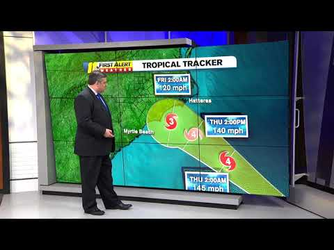 Could we see a tornado when Hurricane Florence hits?